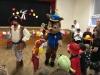 detsky karneval -zabava