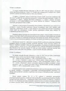 Odpoved na Peticiu -Dialnica D1 - 2