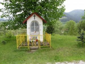 Kaplnka sedembolestnej Panny Marie v Hruští